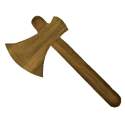 Minecraft Wood Axe